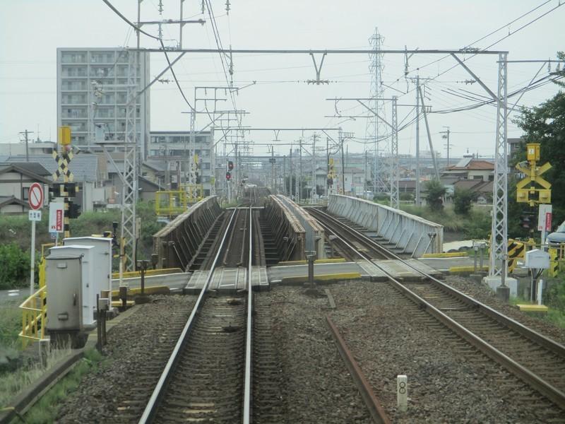 2020.7.5 (33) 岐阜いきふつう - 五条川をわたる 1600-1200