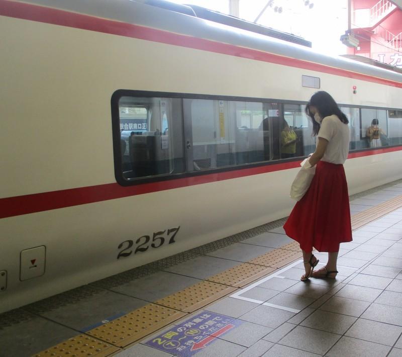 2020.7.5 (53) 金山 - 豊橋いき快速特急 1690-1500