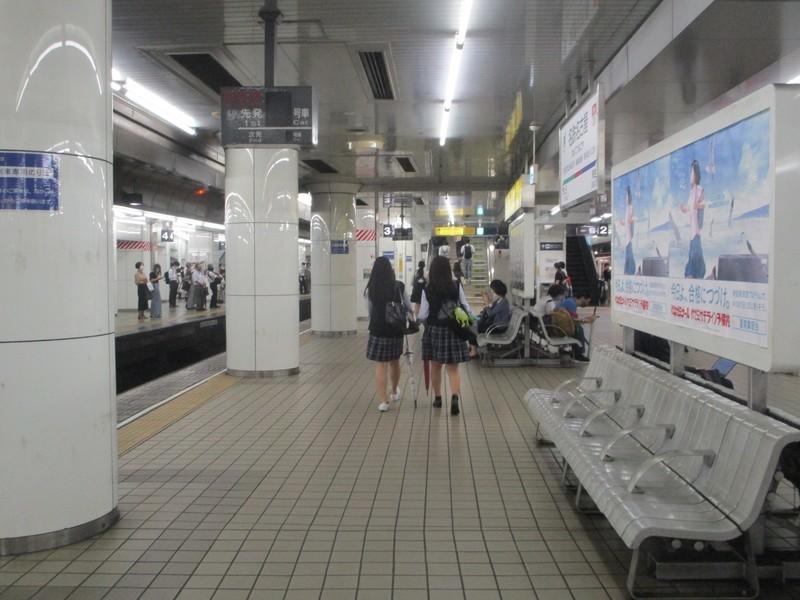2020.7.10 (8) 名古屋 - 中央ホーム 1600-1200