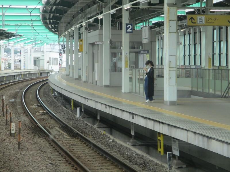 2020.7.10 (20) 豊橋いき急行 - 鳴海 1600-1200