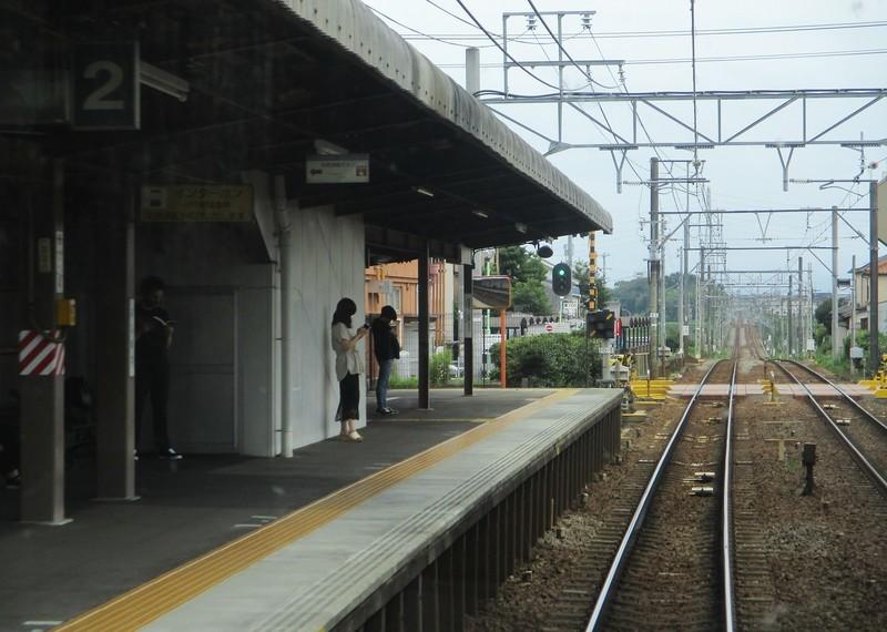 2020.7.10 (29) 豊橋いき急行 - 富士松 1600-1140