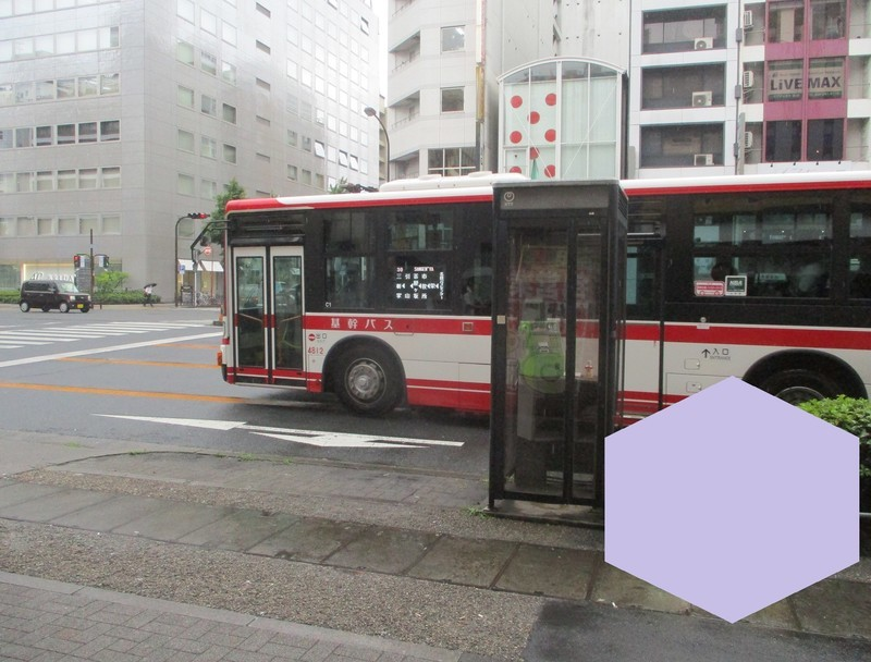 2020.7.13 (4) 栄バス停 - 三軒家いきバス 1580-1200