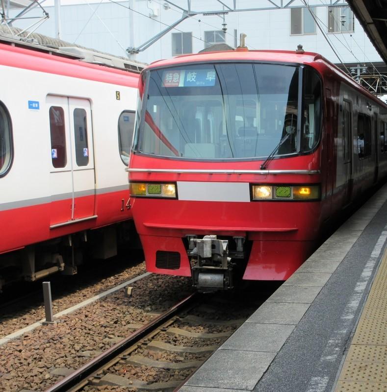 2020.7.21 (1) 東岡崎 - 岐阜いき特急 1480-1500