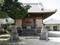 2020.8.6 (8) 大友天神社 - 拝殿 1980-1500