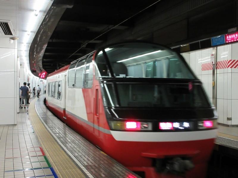 2020.8.15 (5) 名古屋 - 岐阜いき特急 1600-1200