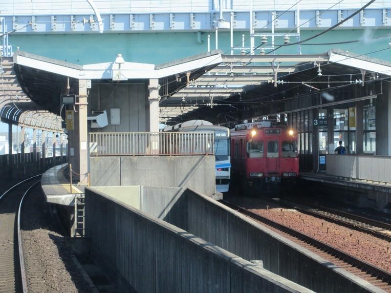 2020.8.15 (13) 新可児いき準急 - 上小田井 1600-1200