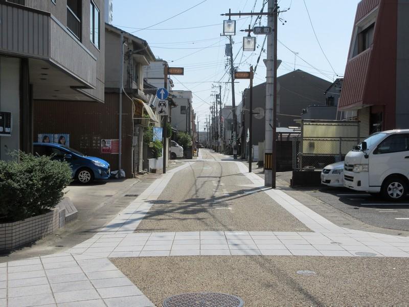 2020.8.25 (47) 京町見付から東海道をみなみえ 1600-1200