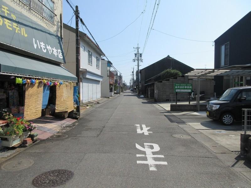 2020.8.25 (48) いもや本店からみなみにのびる東海道 1200-900