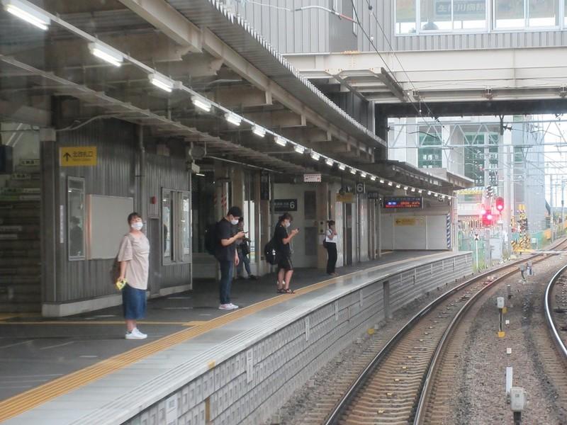 2020.9.7 (13) 吉良吉田いき急行 - 知立 1200-900