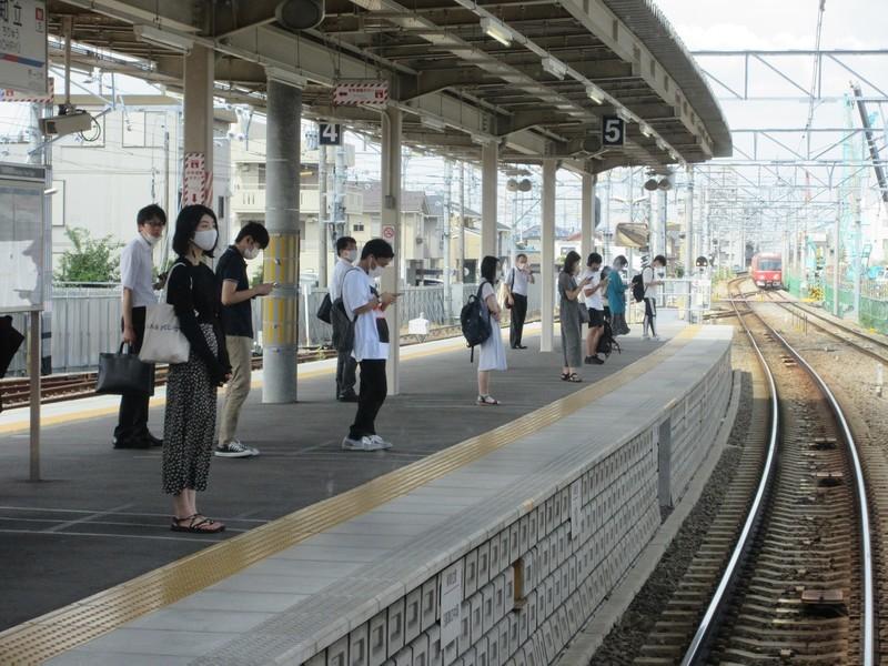 2020.9.8 (10) 岐阜いき特急 - 知立 1600-1200