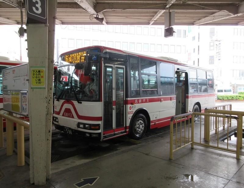 2020.9.10 (8) 東岡崎 - JR岡崎駅いきバス 1560-1200