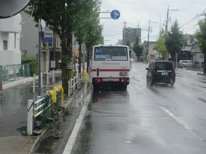 2020.9.10 (9) JR岡崎駅いきバス - 国立研究所下バス停 1600-1200