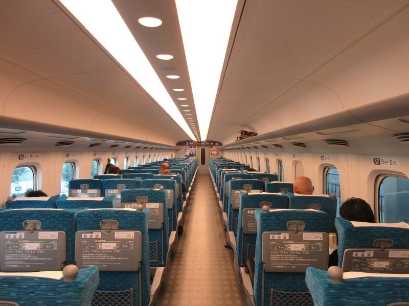 2020.9.15 (6) 新大阪いきのぞみ275号 - 名古屋 1600-1200