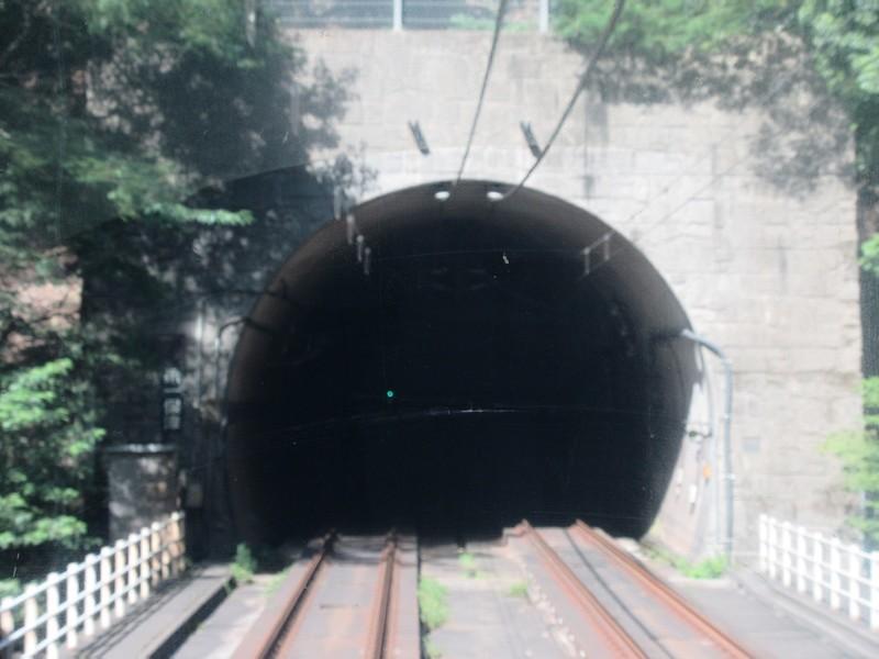 2020.9.15 (32) 園部いきふつう - 第1保津トンネルいりぐち 1600-1200