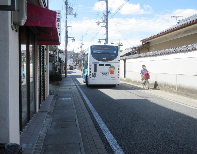 2020.9.15 (82) 旅篭町どおり - コミュニティーバス 1530-1200