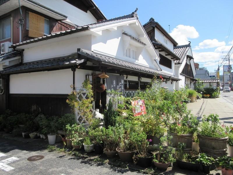 2020.9.15 (84) 横町どおり - 丹山酒造 1600-1200