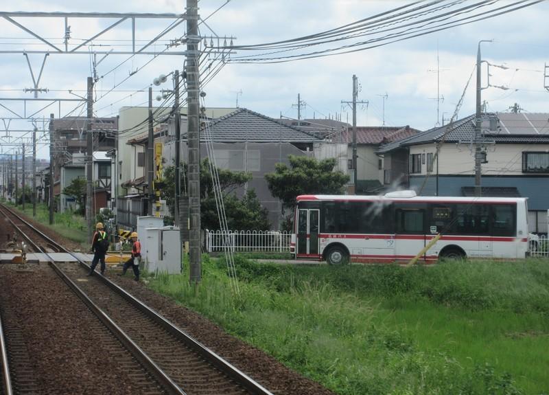 2020.9.17 (7) 東岡崎いきふつう - あんじょう街道ふみきり 1600-1150