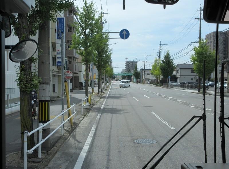 2020.9.17 (16) 福岡町いきバス - 国立研究所下バス停 1600-1180