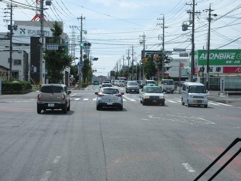 2020.9.17 (17) 福岡町いきバス - 警察署西交差点 1600-1200