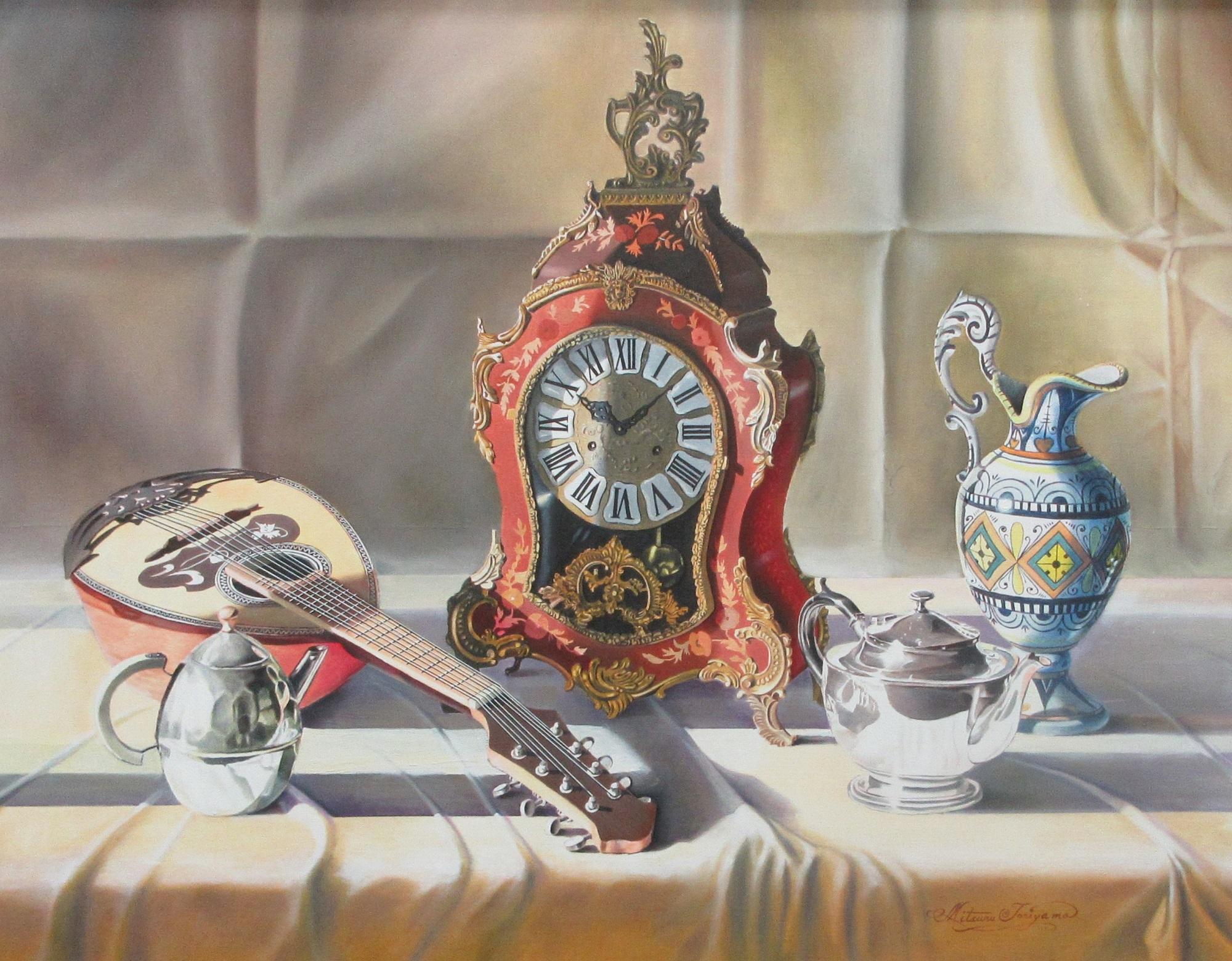 2020.9.17 (22) 西三文協美術展 - 鳥山光さん『ながれる時間』 2000-1560