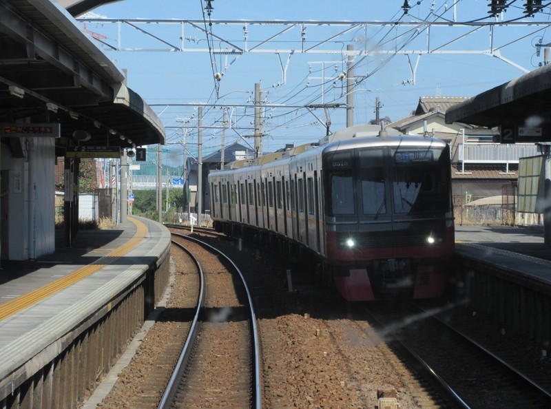 2020.9.21 (14) 犬山いきふつう - 富士松(豊川稲荷いき急行) 1400-1040