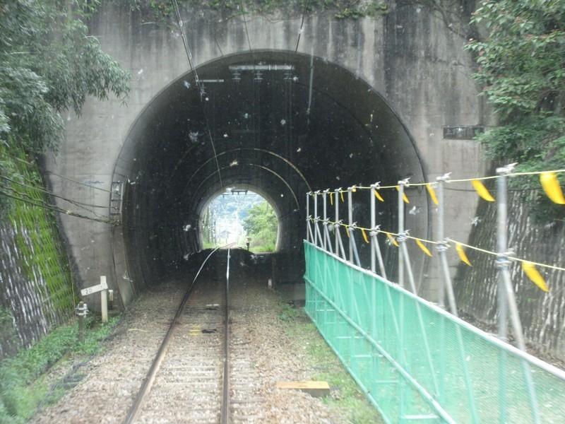 2020.9.24 (69) 内海いき特急 - 富貴上野間間(上野間トンネル) 1600-1200