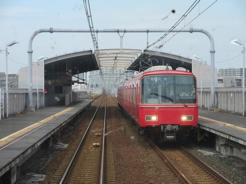 2020.9.24 (86) 名古屋いき特急 - 高横須賀(内海いきふつう) 1600-1200