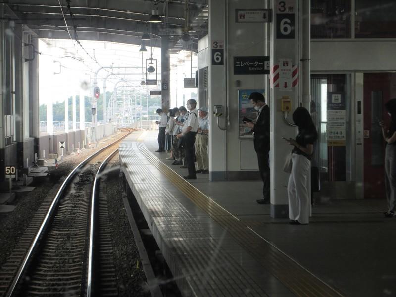 2020.9.24 (89) 名古屋いき特急 - 太田川 1600-1200