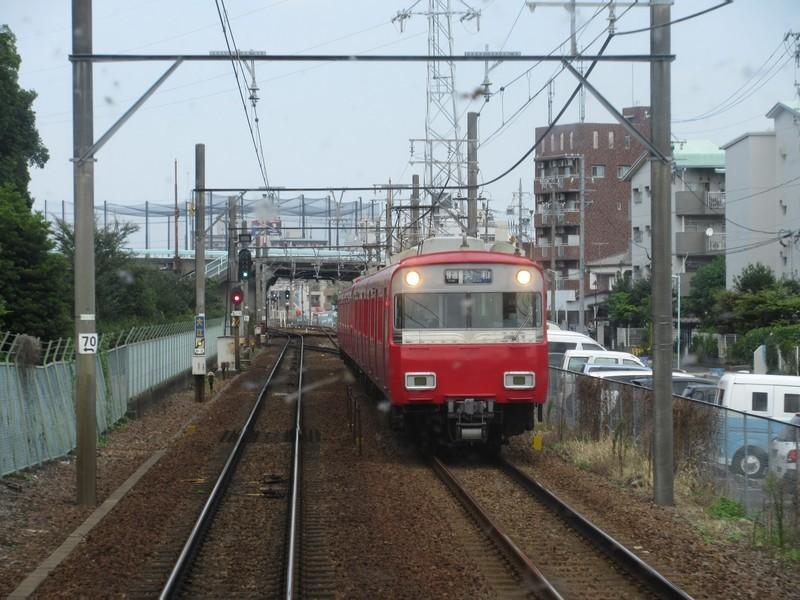 2020.9.24 (95) 名古屋いき特急 - 大同町大江間(河和いきふつう) 1600-1200