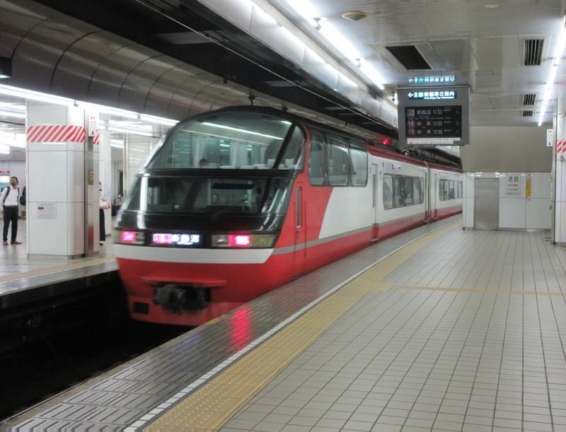 2020.10.1 (42) 名古屋 - 新鵜沼いき快速特急 1570-1200