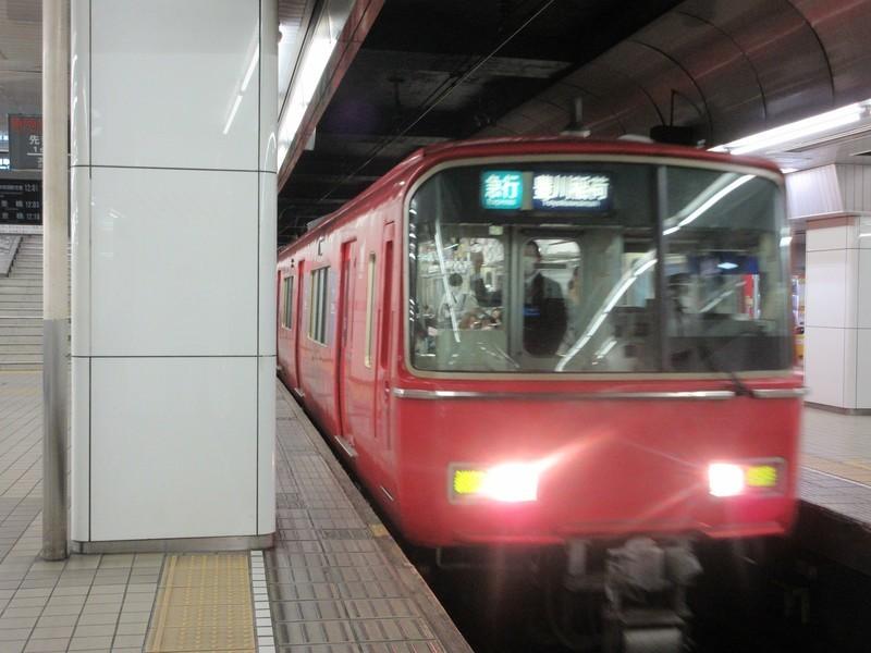 2020.10.1 (43) 名古屋 - 豊川稲荷いき急行 1600-1200
