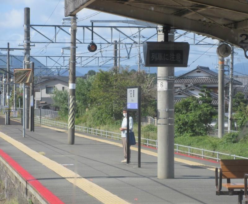 2020.10.6 (72) 福知山いきふつう - 石原(いさ) 1420-1170