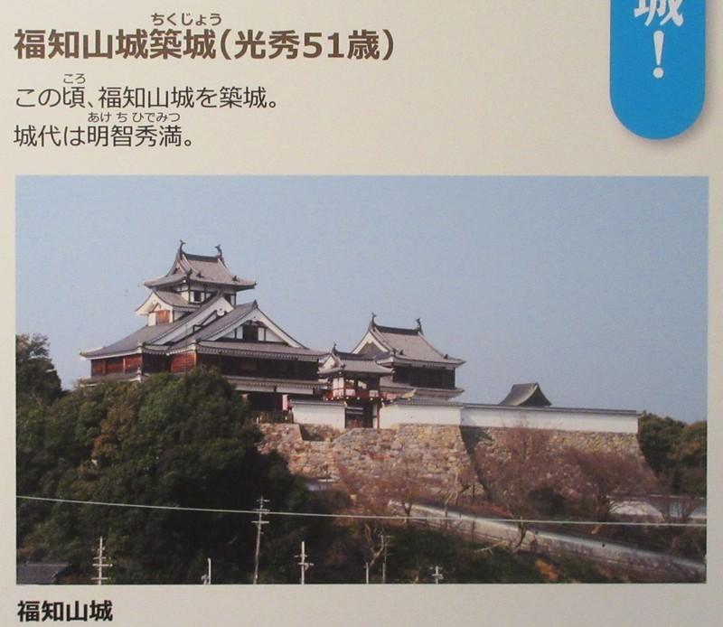 2020.10.6 (117) 福知山光秀ミュージアム - 「51才福知山城築城」 980-850