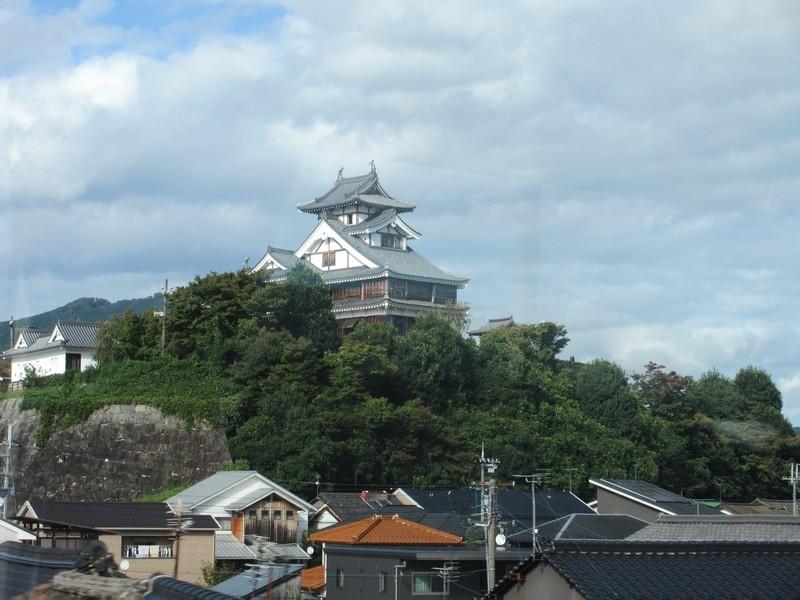 2020.10.6 (136) 京都いきはしだて4号 - 福知山城 1600-1200