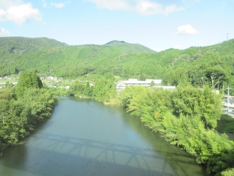 2020.10.6 (137) 京都いきはしだて4号 - 由良川 1400-1050
