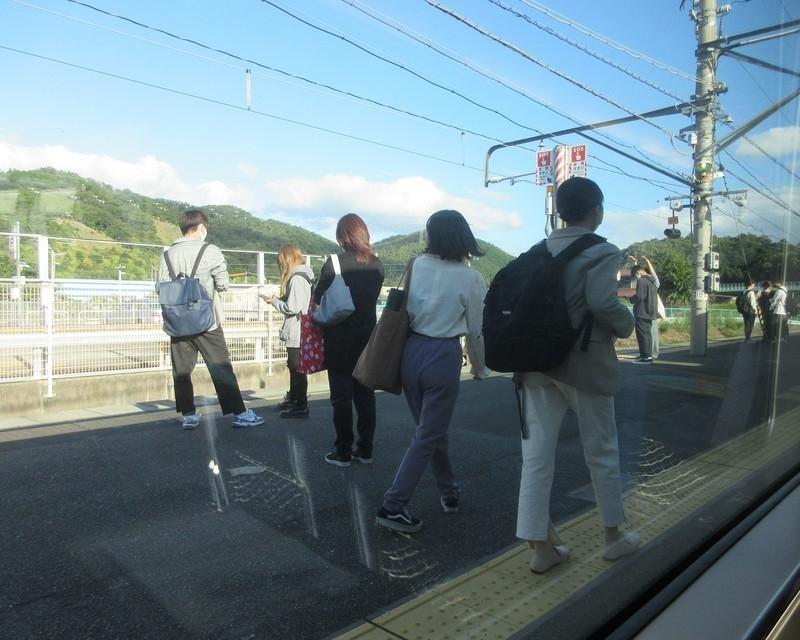 2020.10.6 (142) 京都いきはしだて4号 - 園部 1500-1200