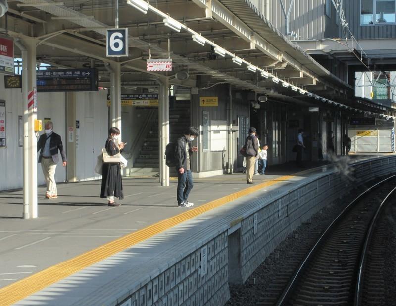 2020.10.20 (49) 豊橋いき急行 - 知立 1550-1200