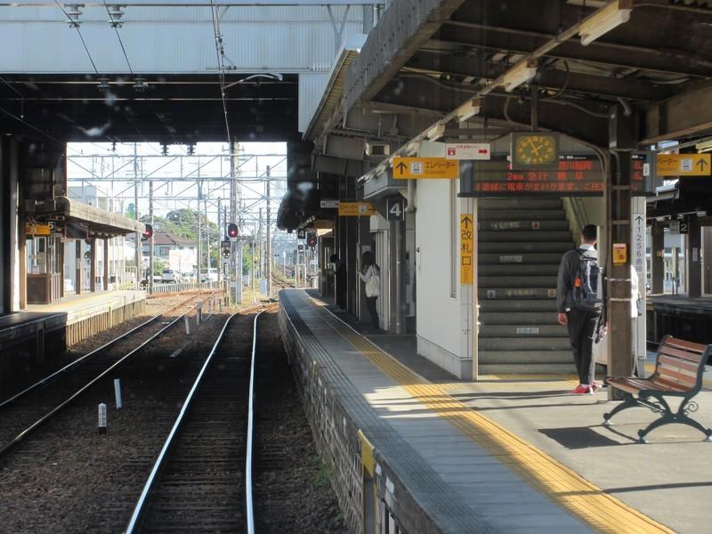 2020.10.21 (25) 豊川稲荷いき急行 - 国府 1600-1200