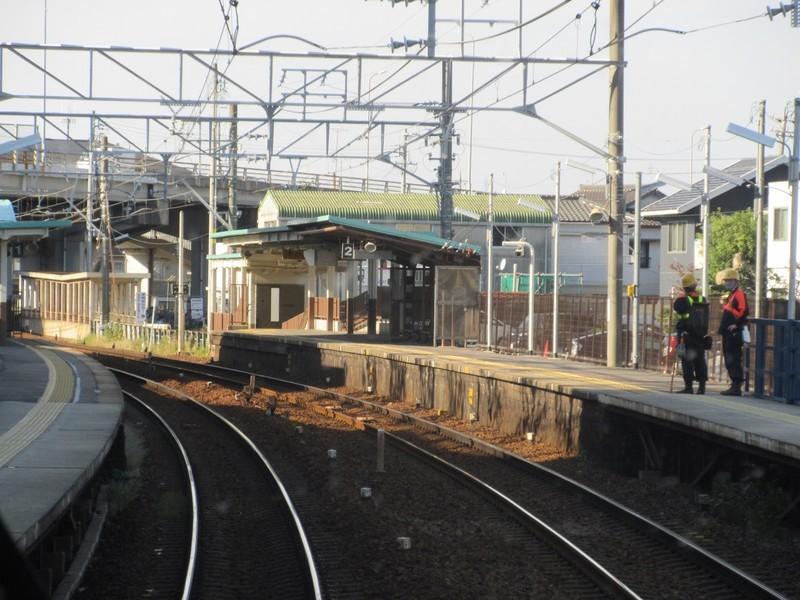 2020.10.21 (42) 岐阜いき特急 - 男川 1600-1200