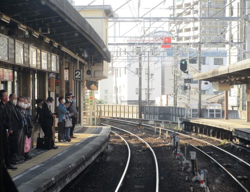 2020.10.21 (44) 岐阜いき特急 - 東岡崎 1560-1200