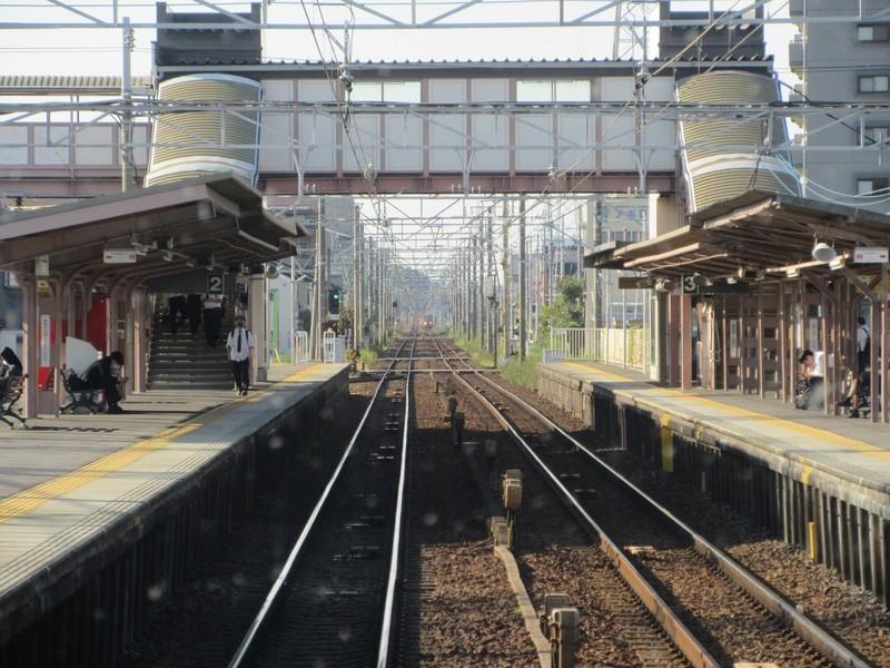 2020.10.21 (50) 岐阜いき特急 - 矢作橋 1600-1200