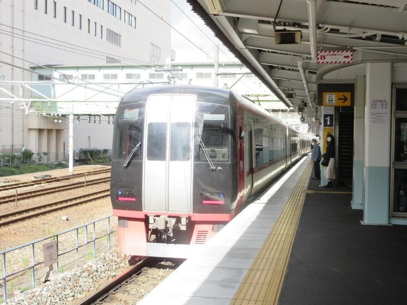 2020.10.24 (6) 神宮前 - 岐阜いき特急 1600-1200