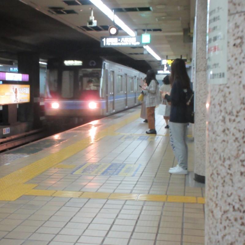 2020.10.24 (25) 伝馬町 - 名城線ひだりまわり 1200-1200