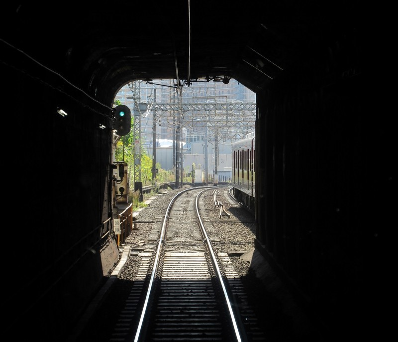 2020.10.27 (49) 富吉いきふつう - 名古屋米野間(トンネルでぐち) 1400-1200