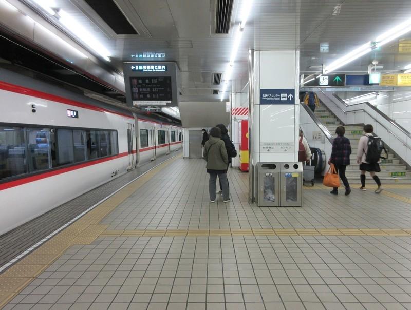 2020.11.13 (5) 名古屋 - 岐阜いき特急 1590-1200