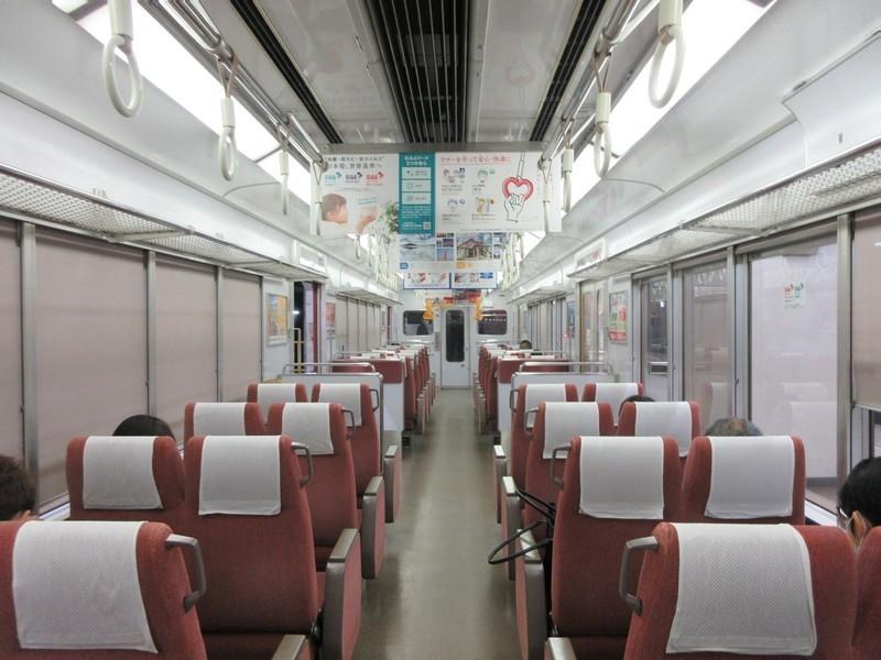 2020.11.13 (9) 名古屋 - 松阪いき急行(1両め) 1600-1200
