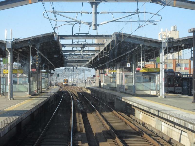 2020.11.13 (18) 松阪いき急行 - 八田(名古屋いきふつう) 1600-1200