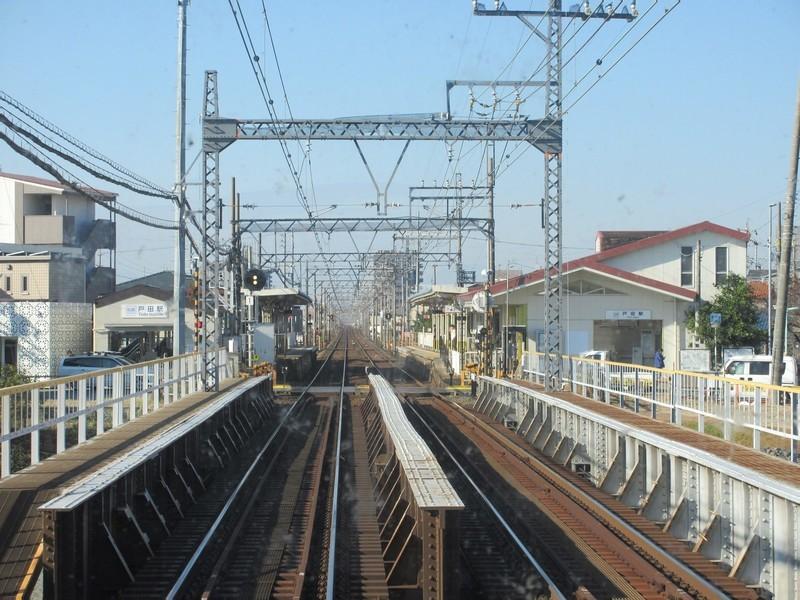 2020.11.13 (23) 松阪いき急行 - 戸田 1600-1200