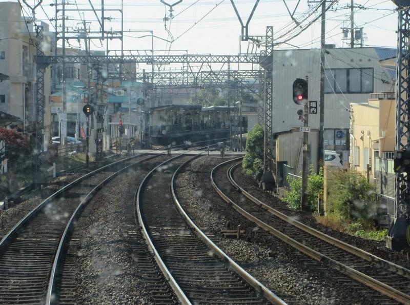 2020.11.13 (54) 松阪いき急行 - 富田てまえ(三岐線合流) 1600-1190
