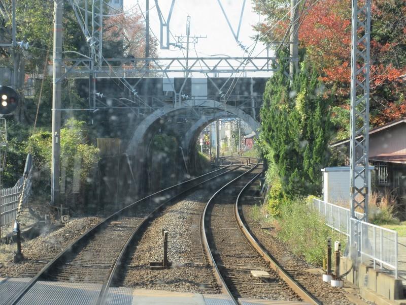 2020.11.13 (57) 松阪いき急行 - 阿倉川2連アーチ 1600-1200